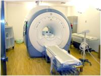 写真:脳ドックの設備
